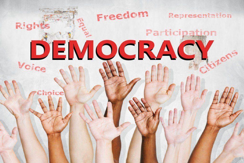 демократия, политический режим