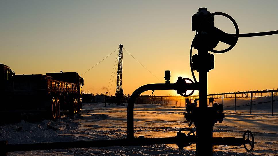 нефть, санкции