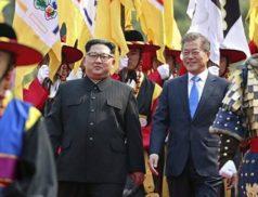 Корейский полуостров, КНДР, Северная Корея, Южная Корея, железная дорога