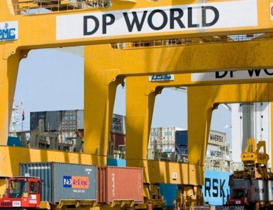 DP World, инвестиционный