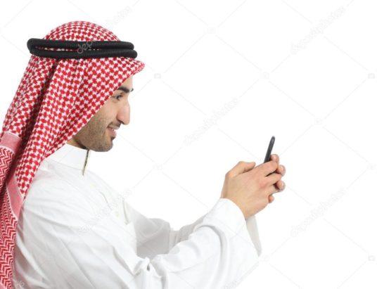 социальные сети, ОАЭ, Саудовская Аравия