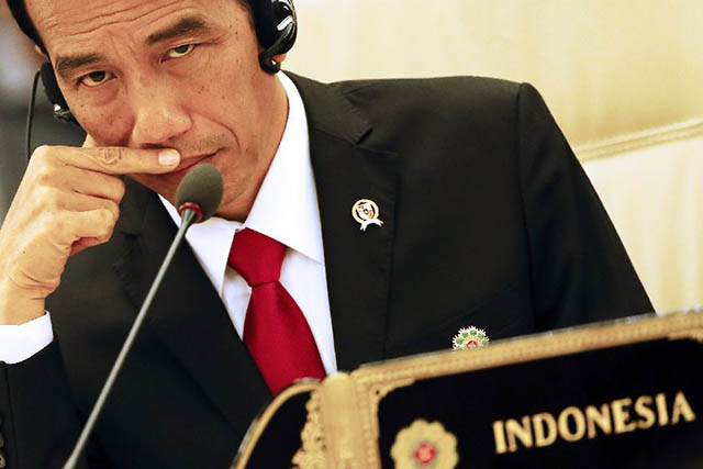 Джоко Видодо, Дональд Трамп, Ким Чен Ын, КНДР, США, Индонезия