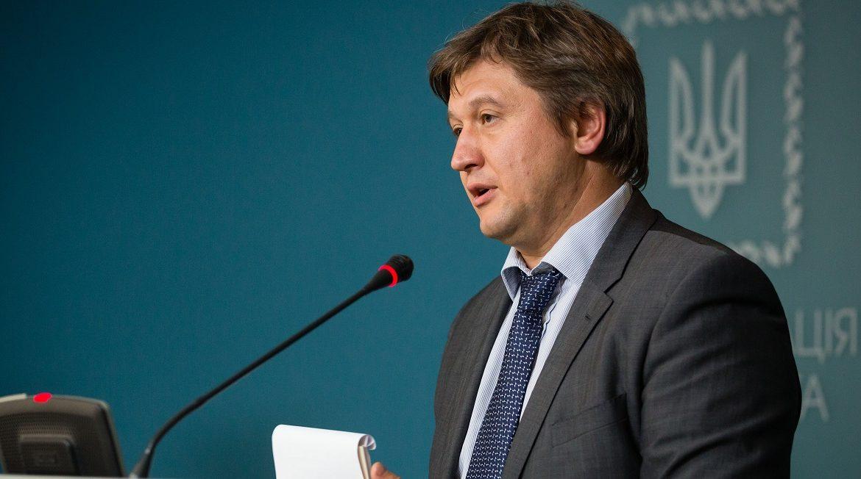 Данилюк, МВФ