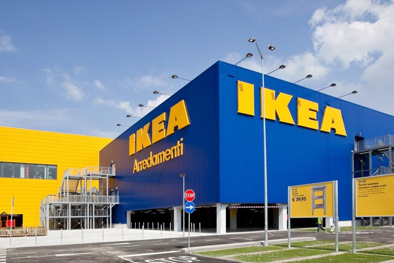 одноразовая пластиковая посуда, мебель, IKEA, Швеция