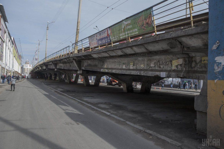 Шулявский мост, В.Кличко, реконструкция, Киев