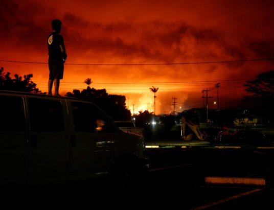 вулкан, Фуэго