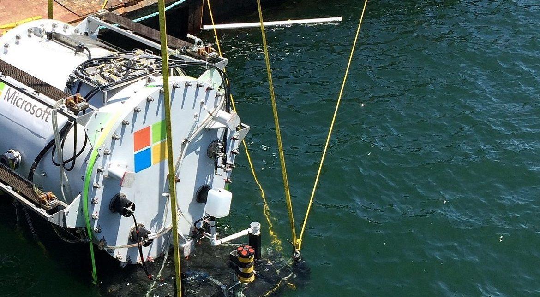 Microsoft, дата-центр