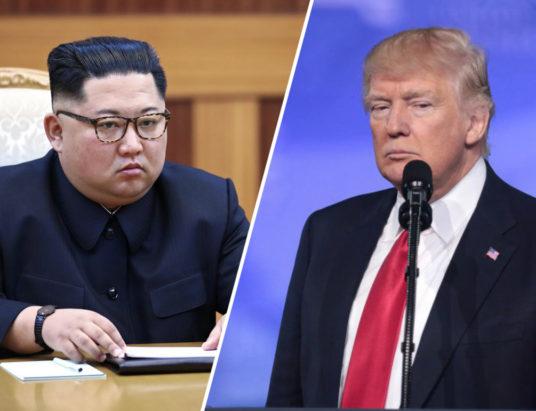 Дональд Трамп, Ким Чен Ын, встреча, США, КНДР, Северная Корея, Сингапур