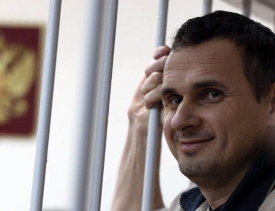 Олег Сенцов, умрет, голодовка, Чемпионат, Кремль, украинский режиссер