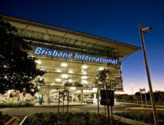 международный аэропорт города Брисбен