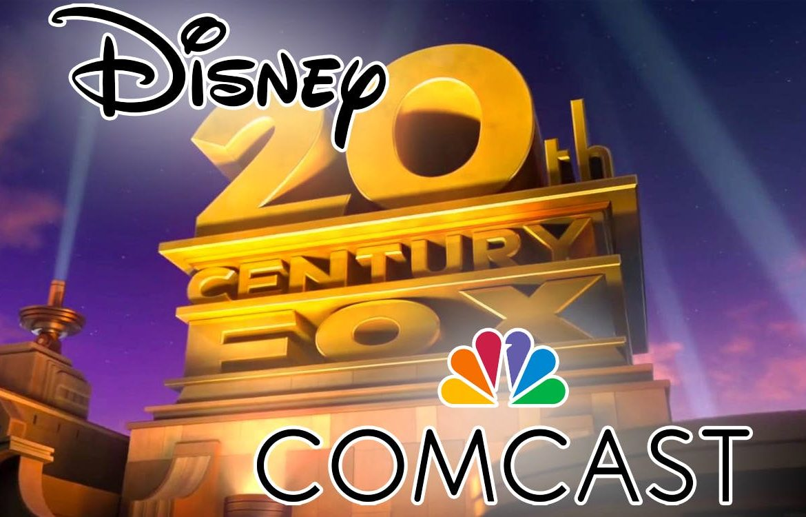 Comcast, Fox, Disney