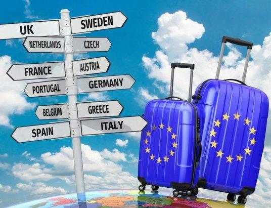 туризм, украинцы, Европа, курорт, Польша, безвиз