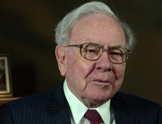 Баффет, инвестор