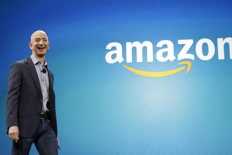 Amazon, начать бизнес