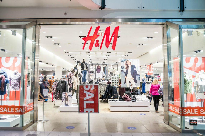 H&M в Украине