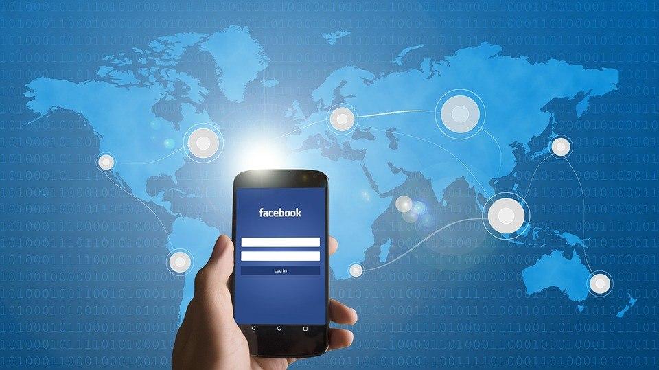 Facebook, пользовательские данные