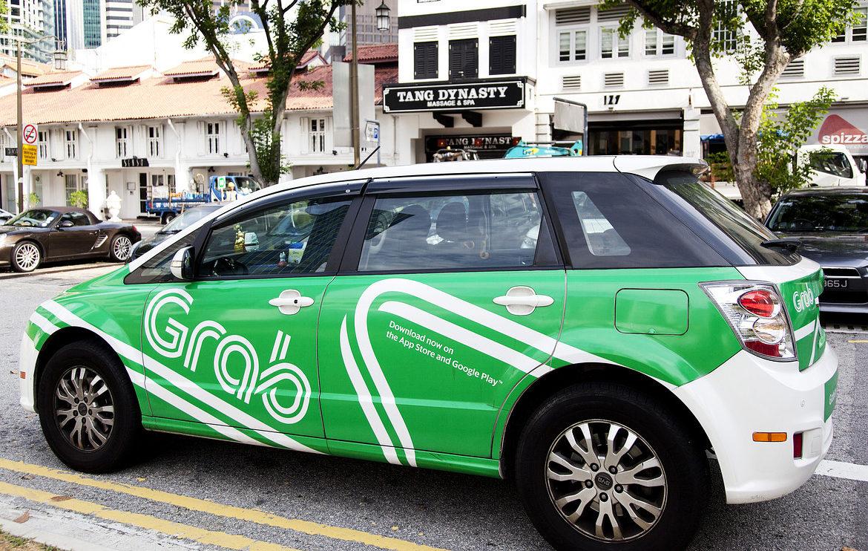 Toyota, Grab, сервис поездок, японский автопроизводитель, страны Юго-Восточной Азии, Сингапур