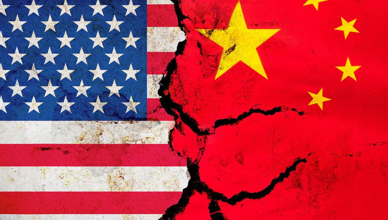 Китай, США