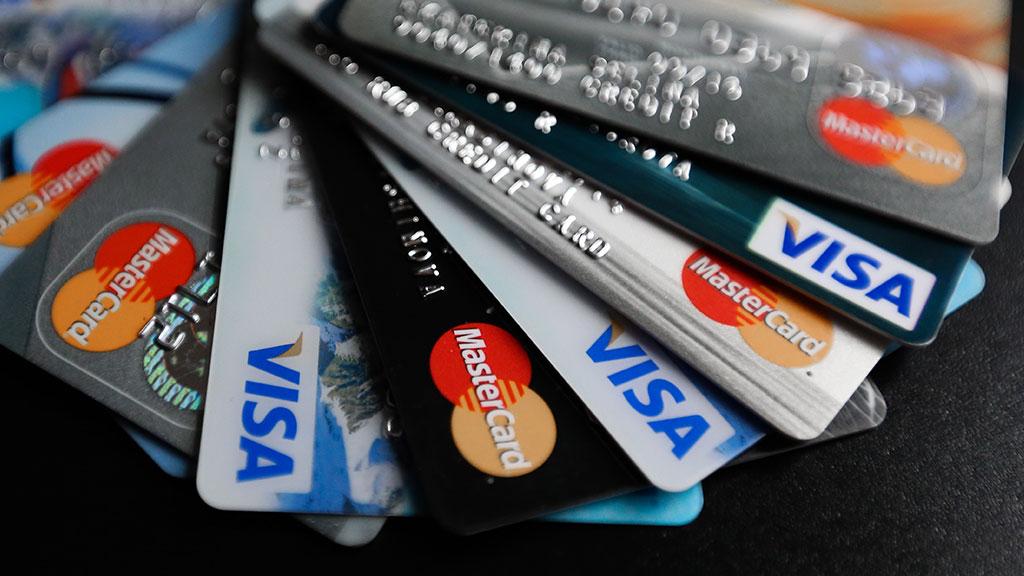Visa, карты