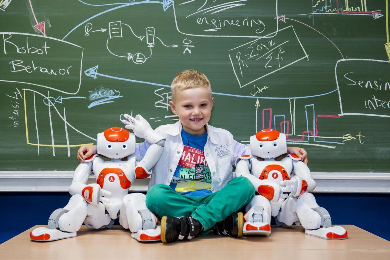 искусственный интеллект, ребенок и обучение, образование будущего