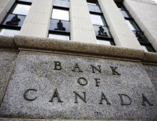 биткоин, криптовалюта, Банк Канады, Канада