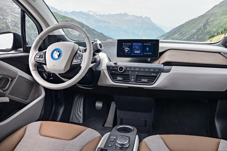 BMW, электрические автомобили