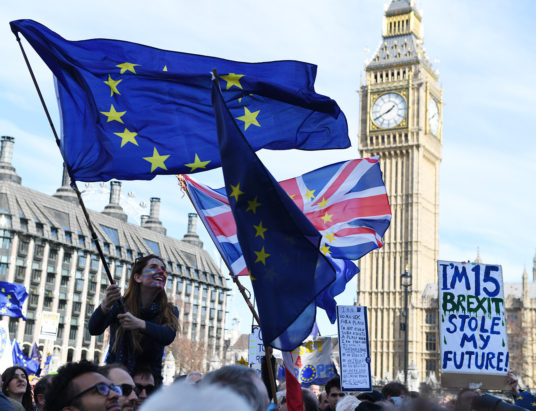 Брексит, Великобритания, Северная Ирландия, Шотландия, выход из Евросоюза
