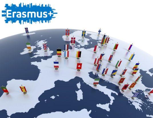 Erasmus, молодой предприниматель