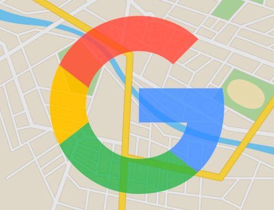 Google Maps, навигационные приложения