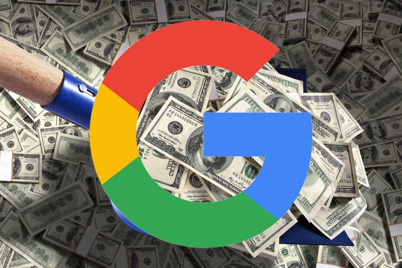 компания Google, штраф, ОС Android, Европейский союз