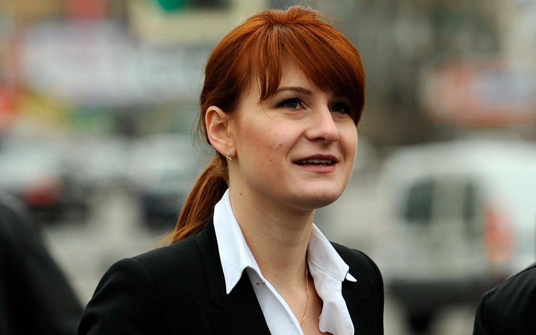 Мария Бутина, Бутина США, Трамп и Россия, право на оружие, Александр Торшин, NRA