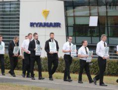 Ryanair, отмена рейсов, бюджетные авиалинии, страйк