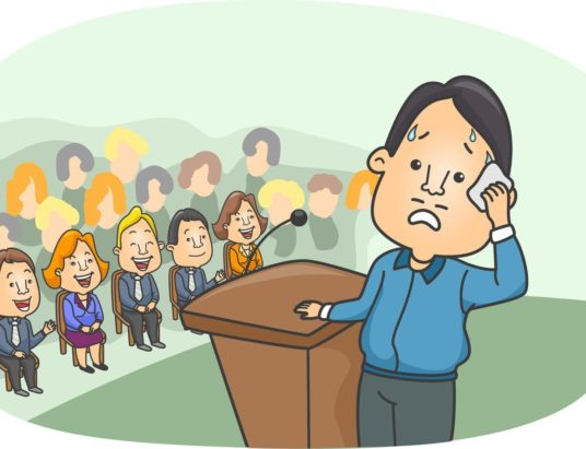 публичное выступление, страх выступлений, бизнес презентация