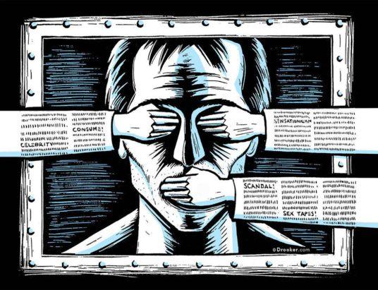 свобода слова, технология блокчейн, цензура, власть и свобода