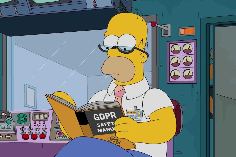 GDPR, данные клиентов, e-mail-рассылка