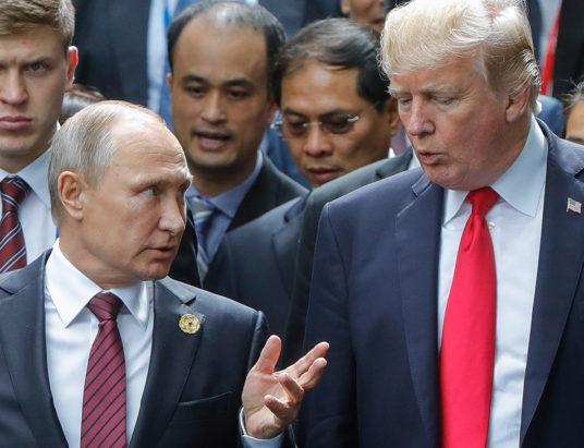 Трамп в России, Путин в США, встреча президентов, встреча Путина и Трампа