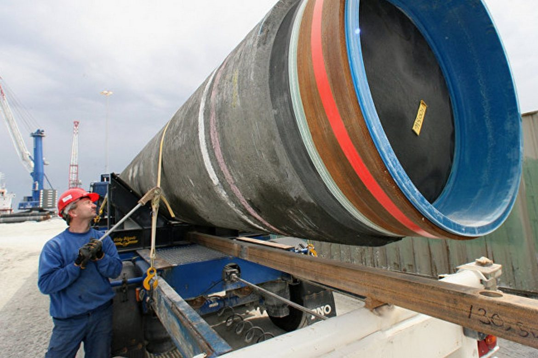 «Северный поток-2», строительство трубы, ЕС