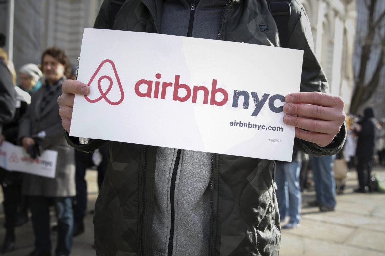 Airbnb, Нью-Йорк
