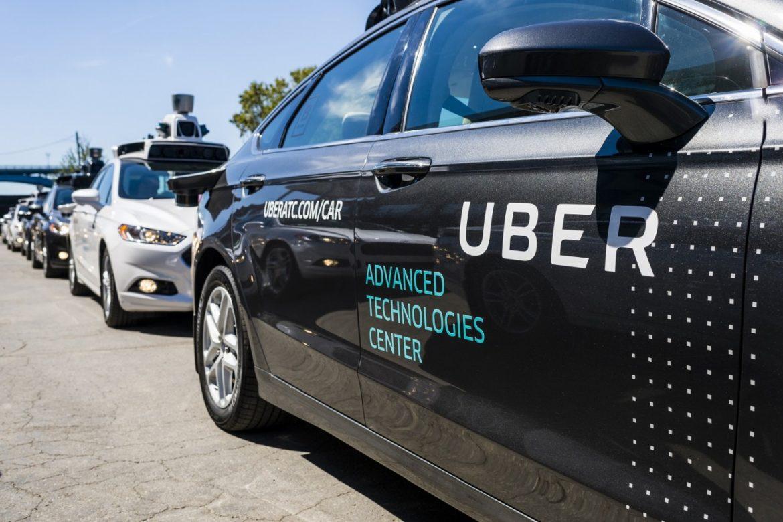 Toyota, Uber, беспилотный автомобиль