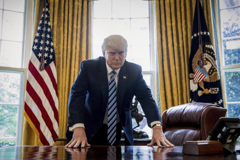 белый национализм, Трамп