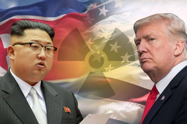КНДР США, Корея США, ядерное разоружение, санкции КНДР