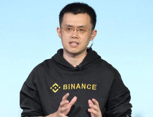 биржа Binance, технология блокчейн, прогнозы криптовалют 2018, Changpeng Zhao