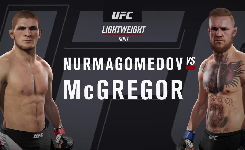 Макгрегора против Нурмагомедова