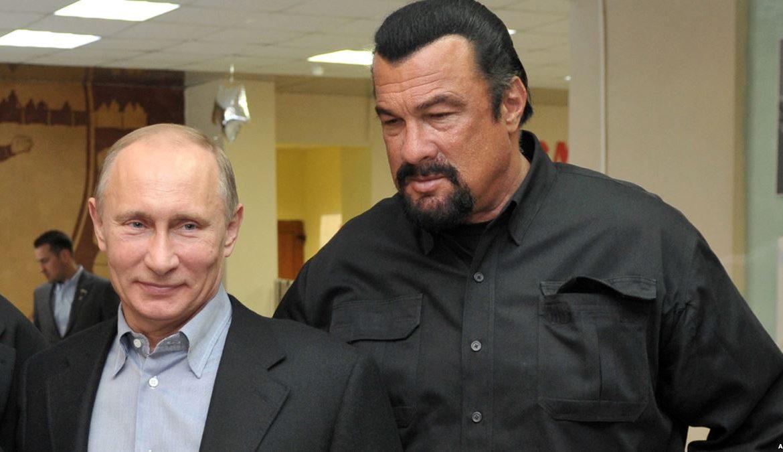 актер Стивен Сигал, отношения России и США, новости России и США