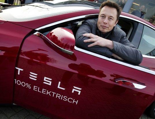 акции Tesla, компания Tesla, Tesla Маск
