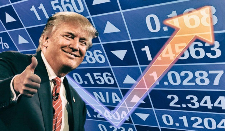 рост ВВП, ВВП США, президент США Трамп, Барак Обама