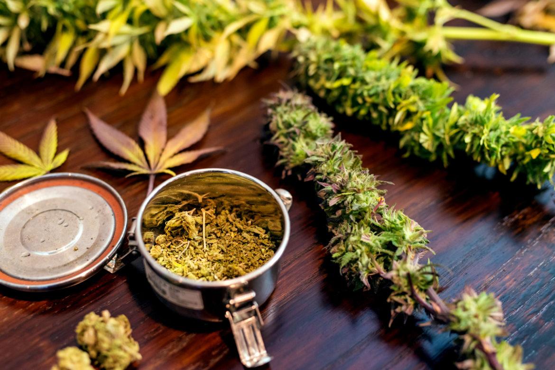 США, марихуана