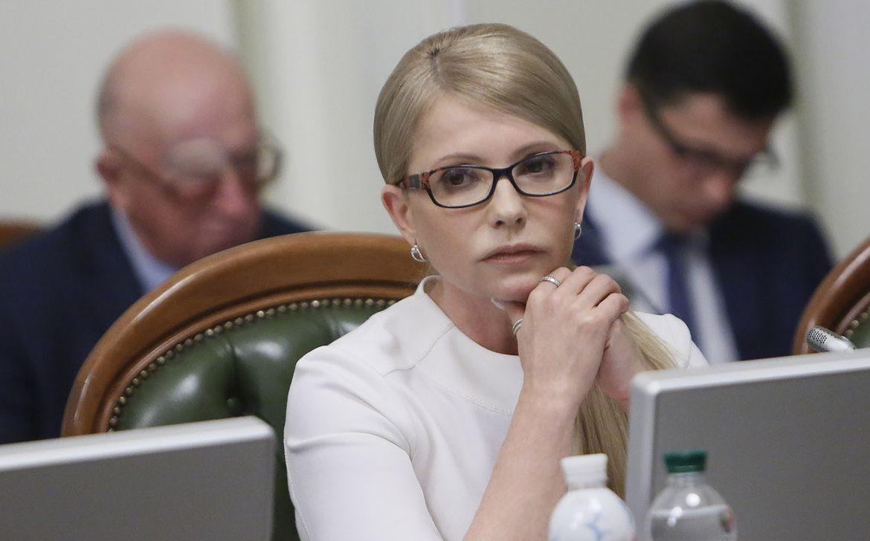 предвыборная кампания, Тимошенко, Порошенко