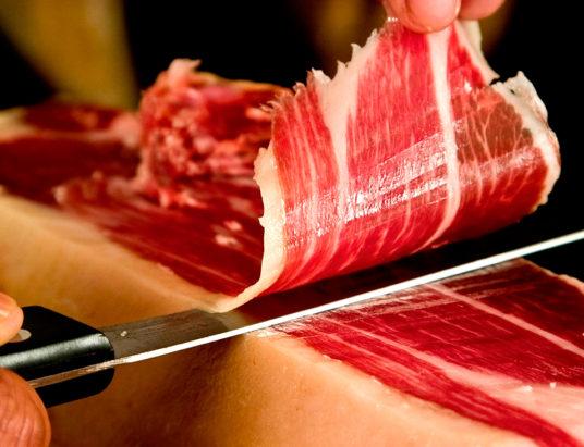 хамон, испанский хамон, свинина, поголовье свиней, свиньи, Испания