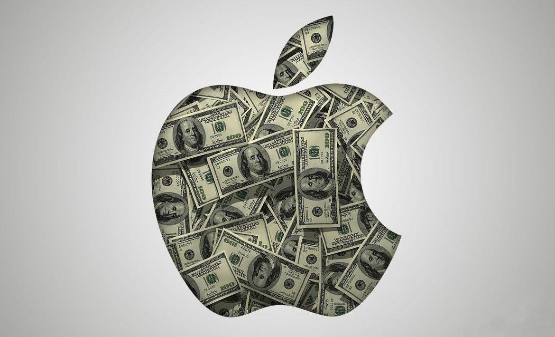 компания Apple, акции Apple, триллион долларов